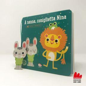 A nanna coniglietta Nina
