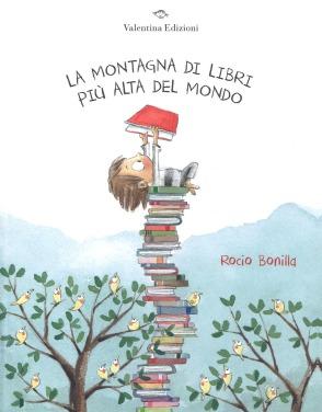 la montagna di libri più alta del mondo - valentina edizioni