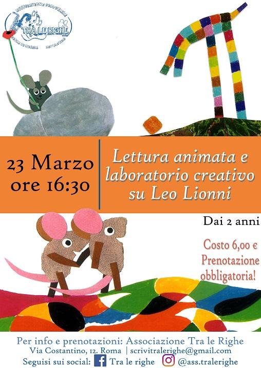 Evento Leo Lionni