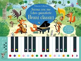 suona con me Libro pianoforte - Usborne